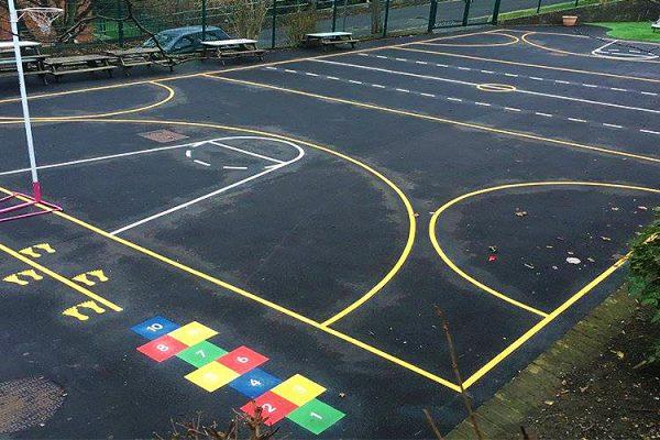 Just-Markings-Ltd-Sports-Ground-Markings-School-Playground-Markings-Car-Park-Markings-Kids-Fun-Southend-Essex-1