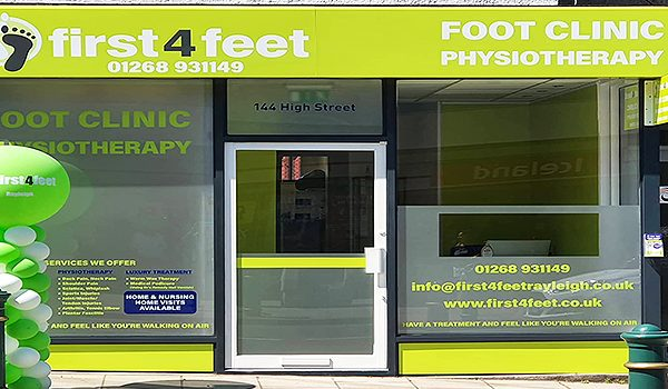 First 4 Feet Foot Clinic Foot Health Services Hot Wax Treatment Diabetic Foot Care Relief To Thematic Joints Thickened Nails Athletes Foot Southend Essex 4