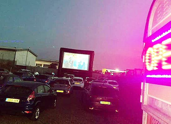 Southend Outdoor Cinema Drive In Cinema Outdoor Cinema Night Out Snacks Drinks Available Drive In Movie Theatre Southend Essex 6