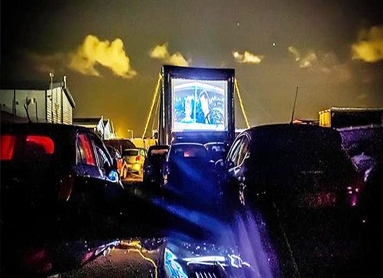 Southend Outdoor Cinema Drive In Cinema Outdoor Cinema Night Out Snacks Drinks Available Drive In Movie Theatre Southend Essex 8