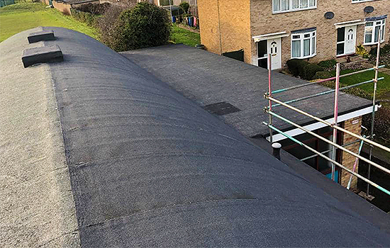 Spencer Roofing And Linings Roofing Services Flat Roofing Industrial Cladding Felt Free Estimates Liquid Water Proofing Southend Essex 6
