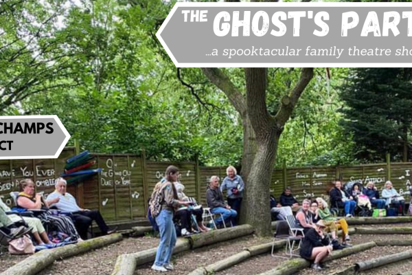 THE GHOST PARTY